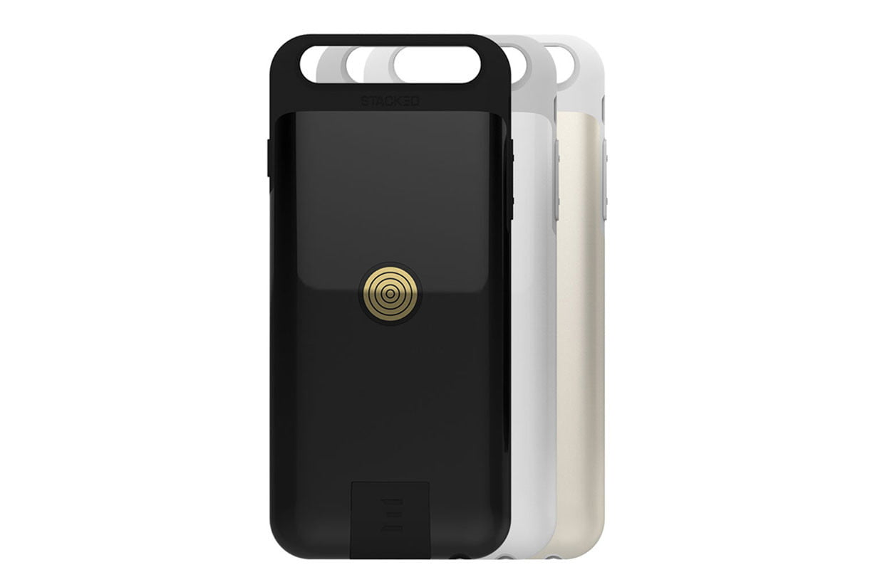 stacked wireless charging iphone charger cases