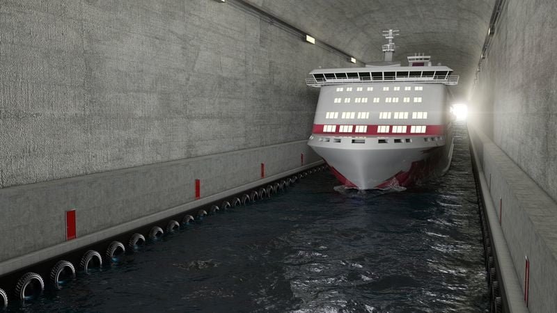 norway stad ship tunnel 4