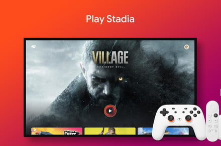 Stadia finally comes to Chromecast with Google TV and Android TV OS devices