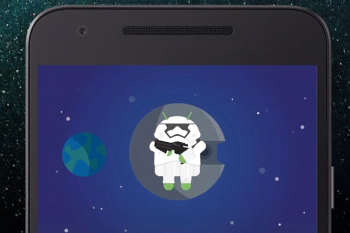 android pay star wars day