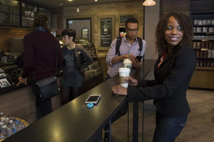 japanese scientists transmit electricity over the air starbucks wireless charging