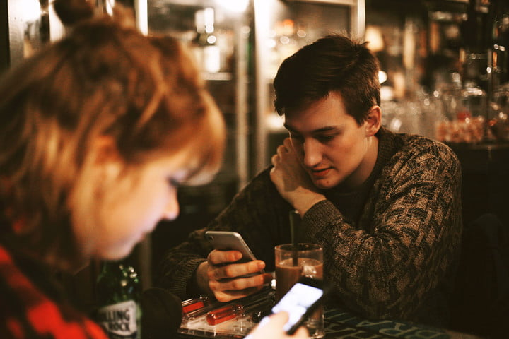 are smartphones really killing the art of conversation starting at phone