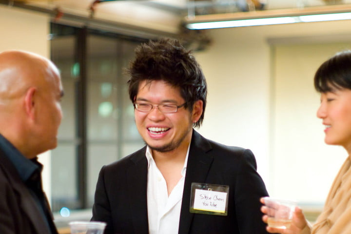 youtube dating service co founder steve chen