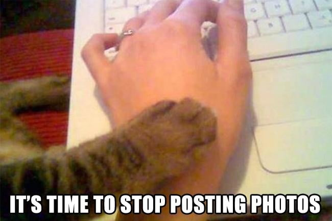 turns out oversharing on facebook equals friendship over according to study stop posting photos