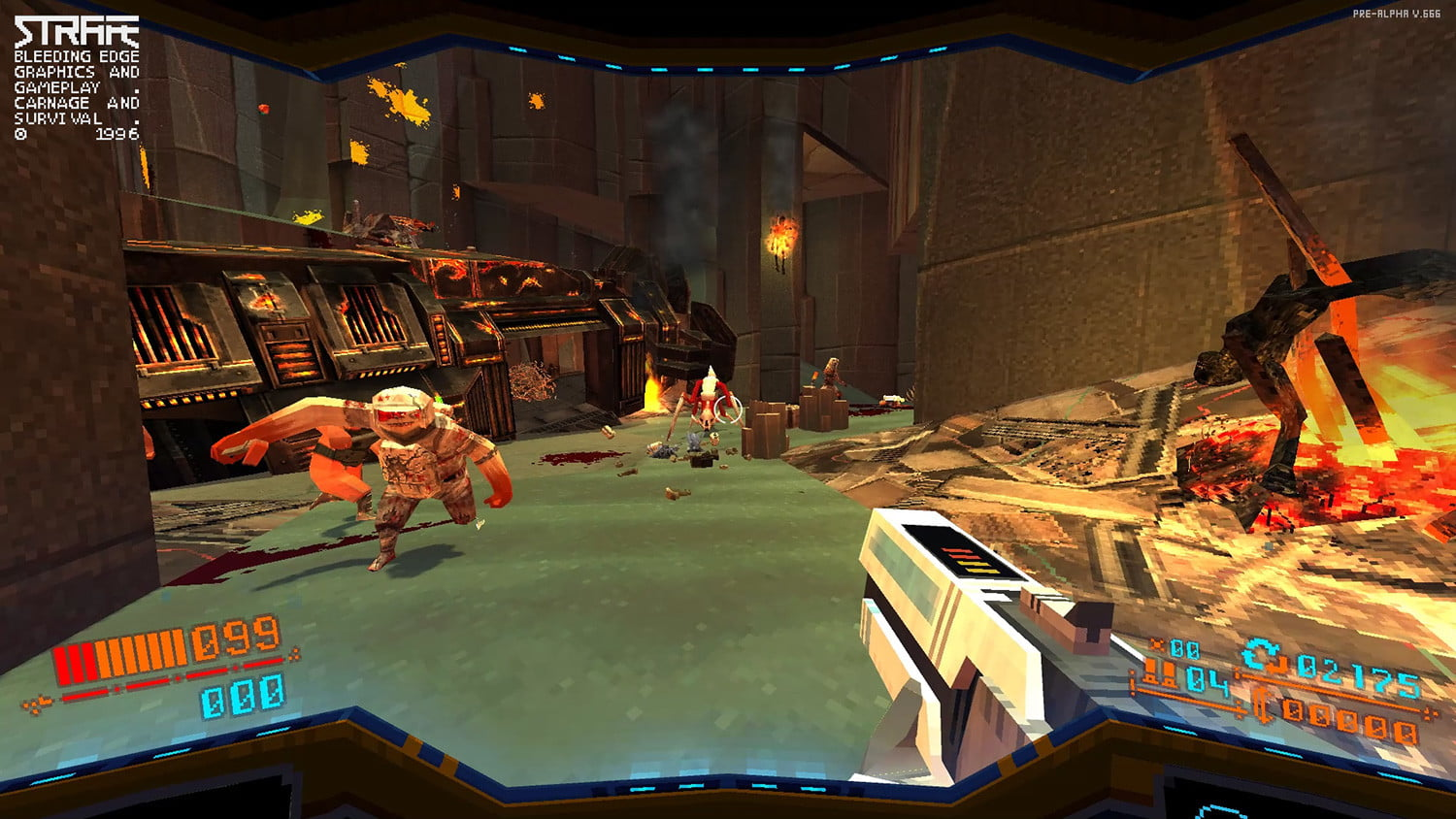 strafe ps4 hands on review screen 5