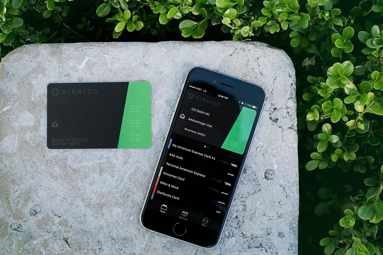 stratos smart credit card review  app 1