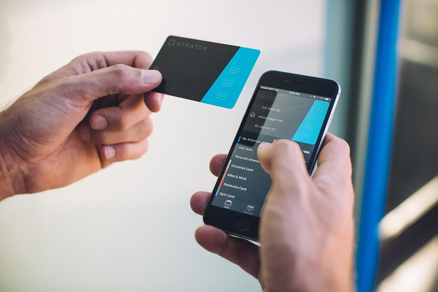 stratos smart credit card review  app 2