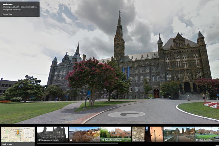 street view releases new tours of universities around the world colleges
