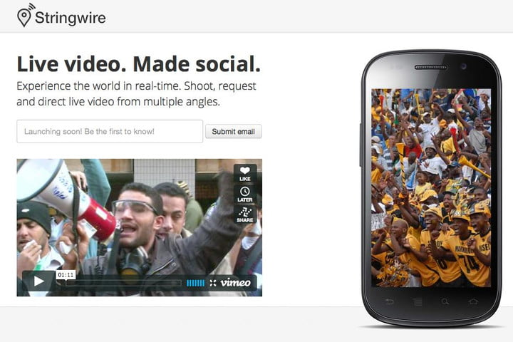 nbc news acquires mobile streaming video startup stringwire