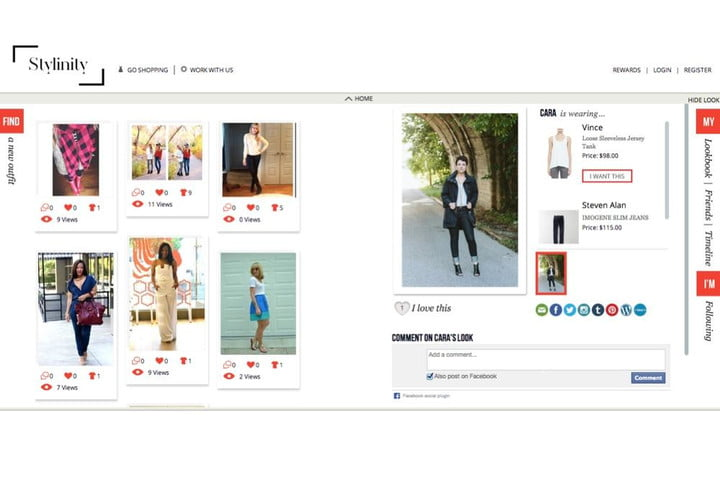 stylinity app helps you make money off your selfies 3