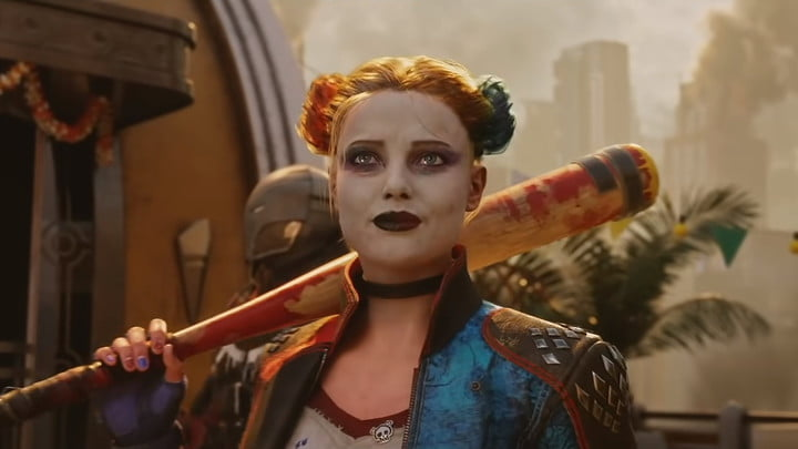 Harley Quinn from the Suicide Squad.