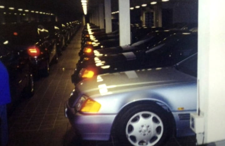 Sultan of Brunei car collection