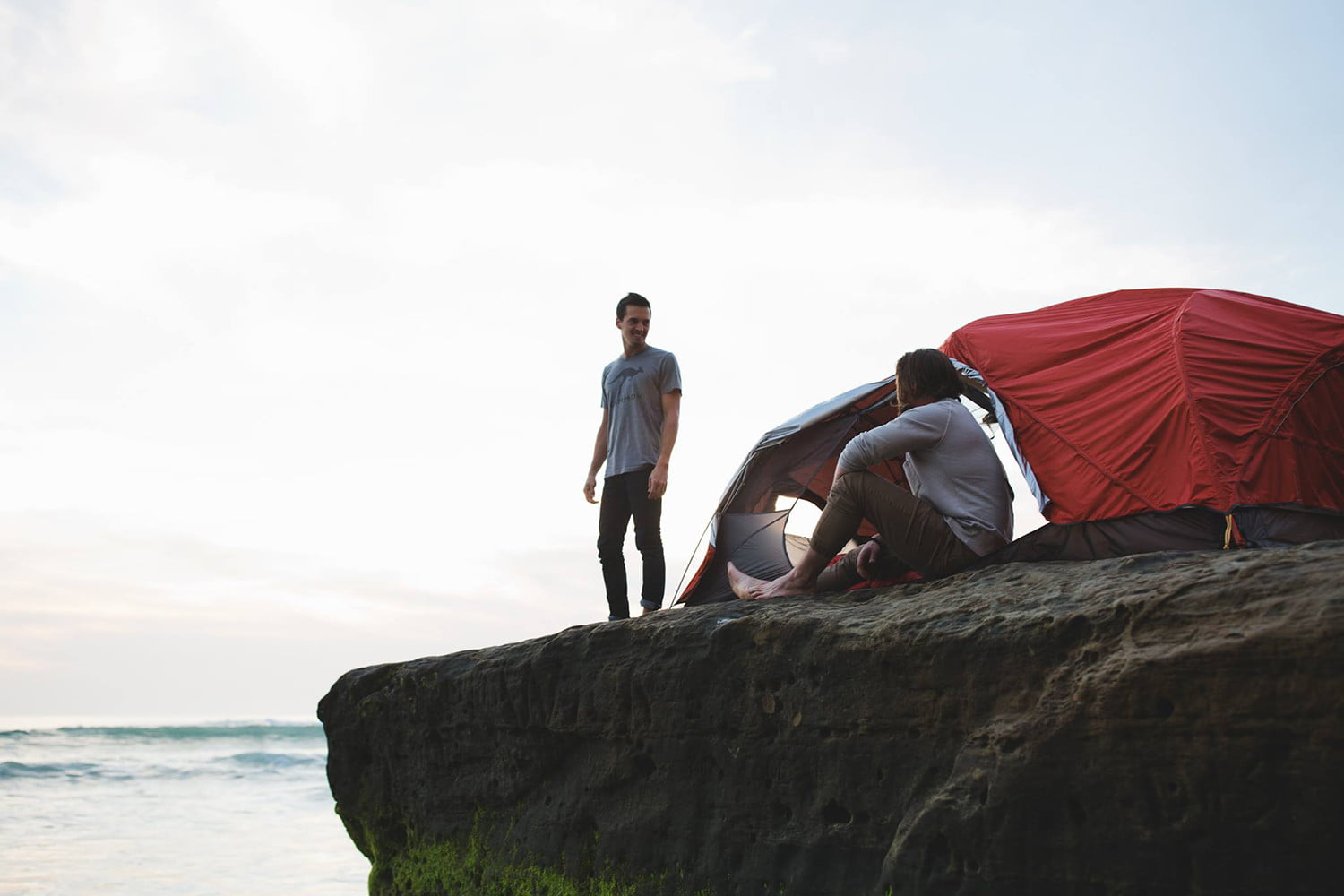 awesome tech you cant buy yet 2 sunda the next level person tent all in one hammock