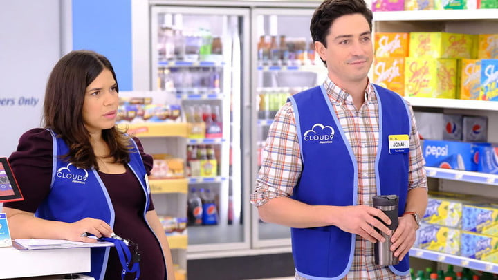 Superstore on Peacock