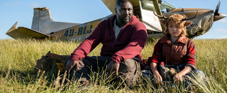 sweet tooth cast interview pandemic hope season 2 nonso anozie christian convery