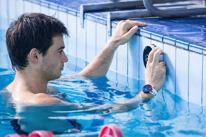 wearables healthcare swimmerix  swim tracking wearable device