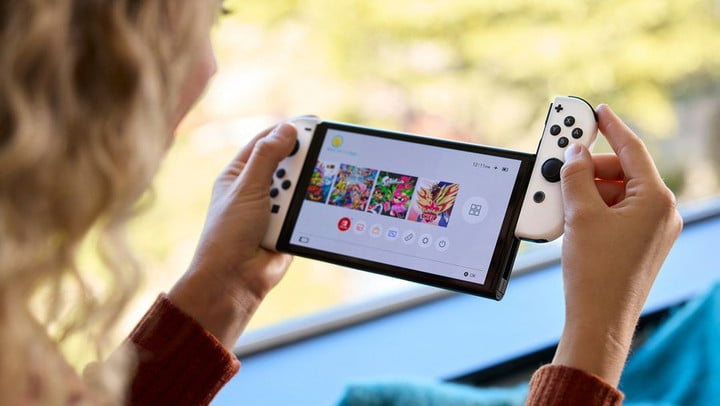 How to Preorder the Nintendo Switch OLED.