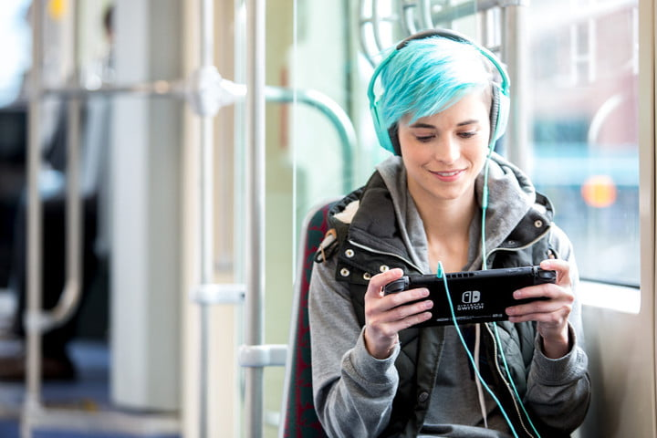 nintendo switch nearly 5 million sold on the go