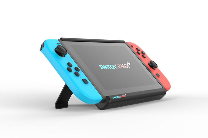 switchcharge nintendo switch extra battery