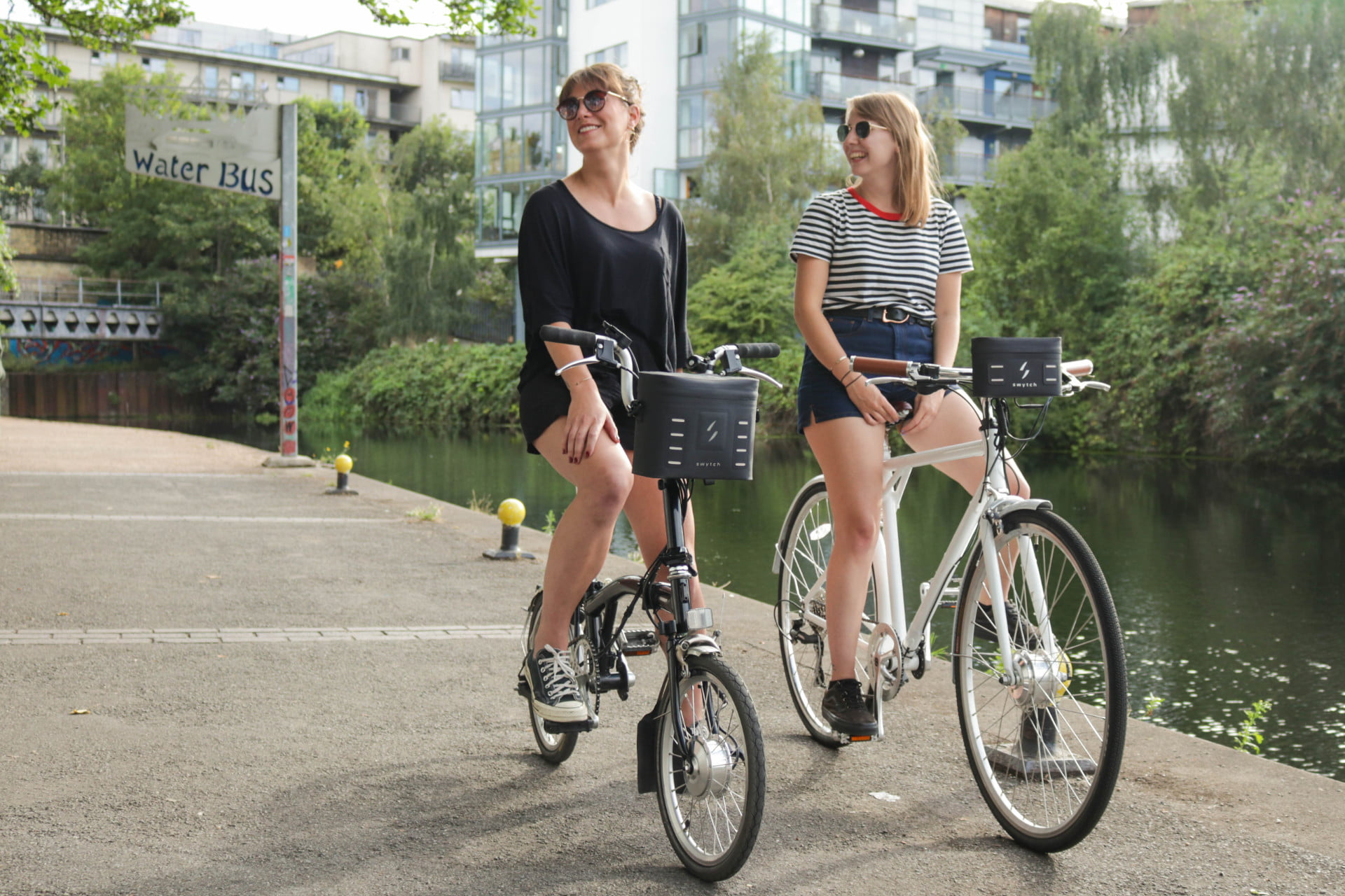 compact swytch kit converts any bike to an e for sustainable transport 2