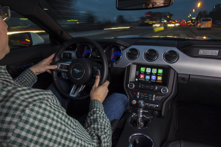 Ford SYNC 3 and Apple CarPlay