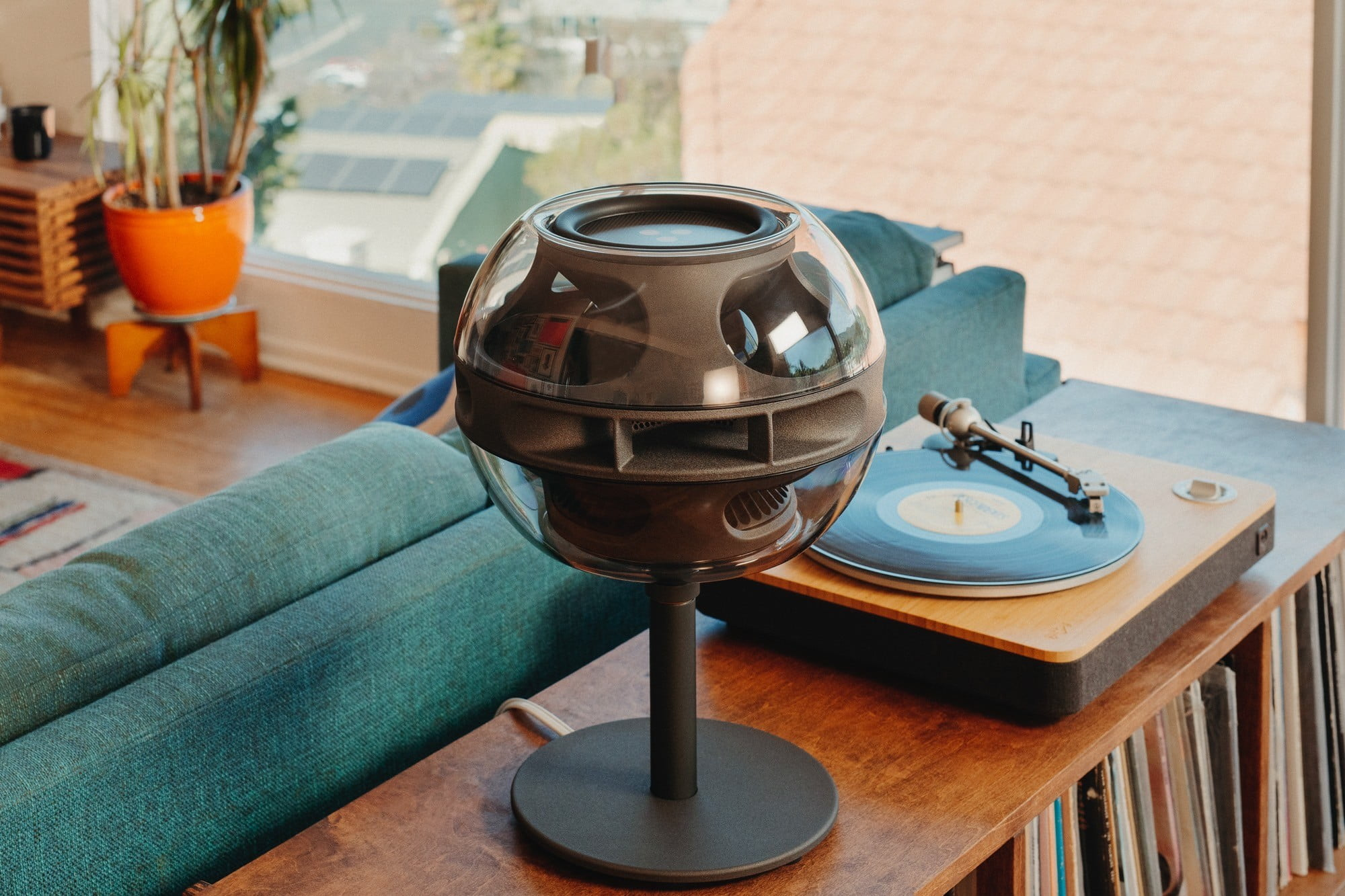 Syng Cell Alpha Triphonic speaker