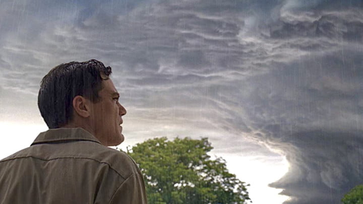 Michael Shannon in Take Shelter.