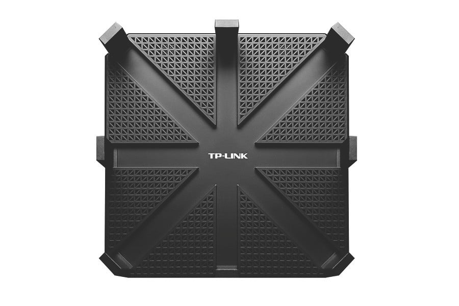 tp links talon router boasts eight antennas and is the first with 802 11ad wi fi 04