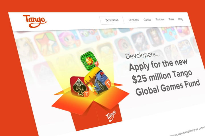 tango messaging app launches 25 million gaming fund boost platform  global games