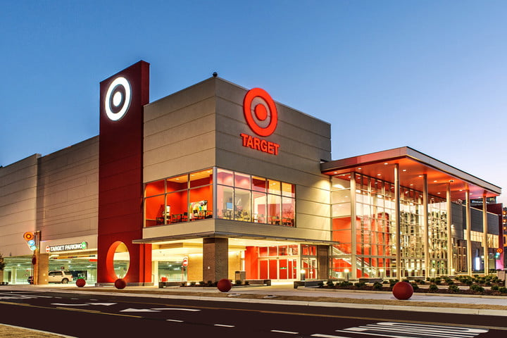 target acquires grand junction store night