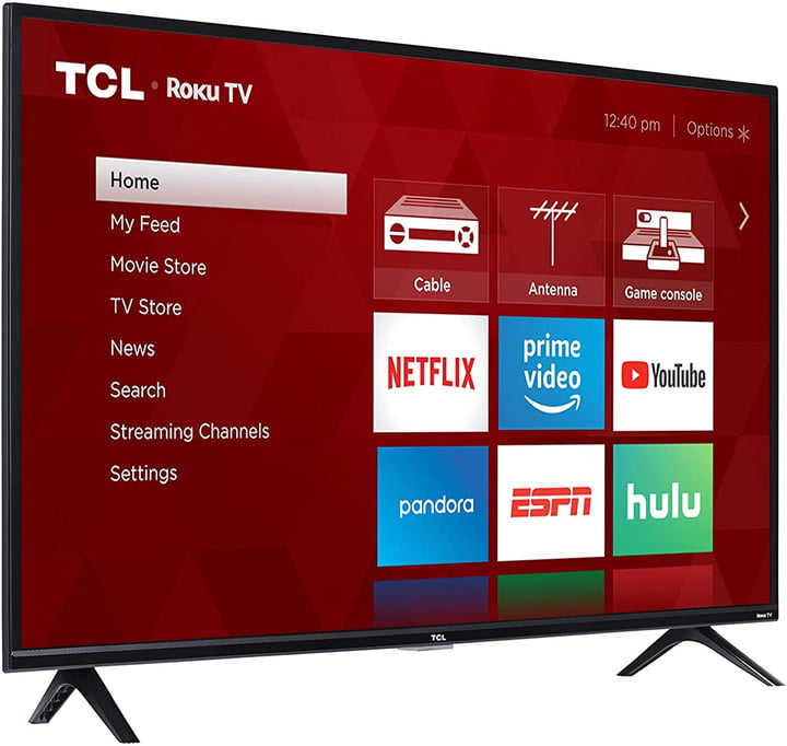 This 40-inch Roku TV is down to 0 in Amazon's Black Friday sale