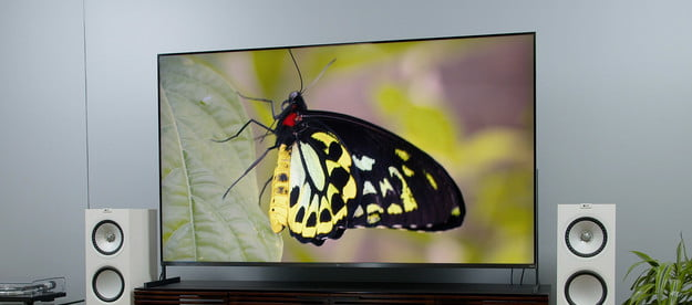 TCL 85R745 85-inch 4K HDR TV