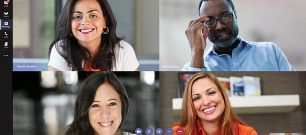 microsoft announces enhanced collaboration apps teams conferencing
