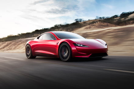 Elon Musk signals another delay for the Tesla Roadster