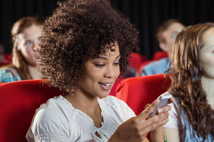 national punctuation day period texting in movie theater