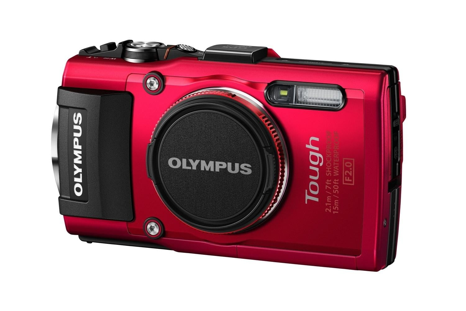 olympus tg 4 is first rugged compact to shoot uncompressed raw photos red add5