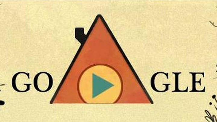 thanksgiving google doodle animated woodland tale