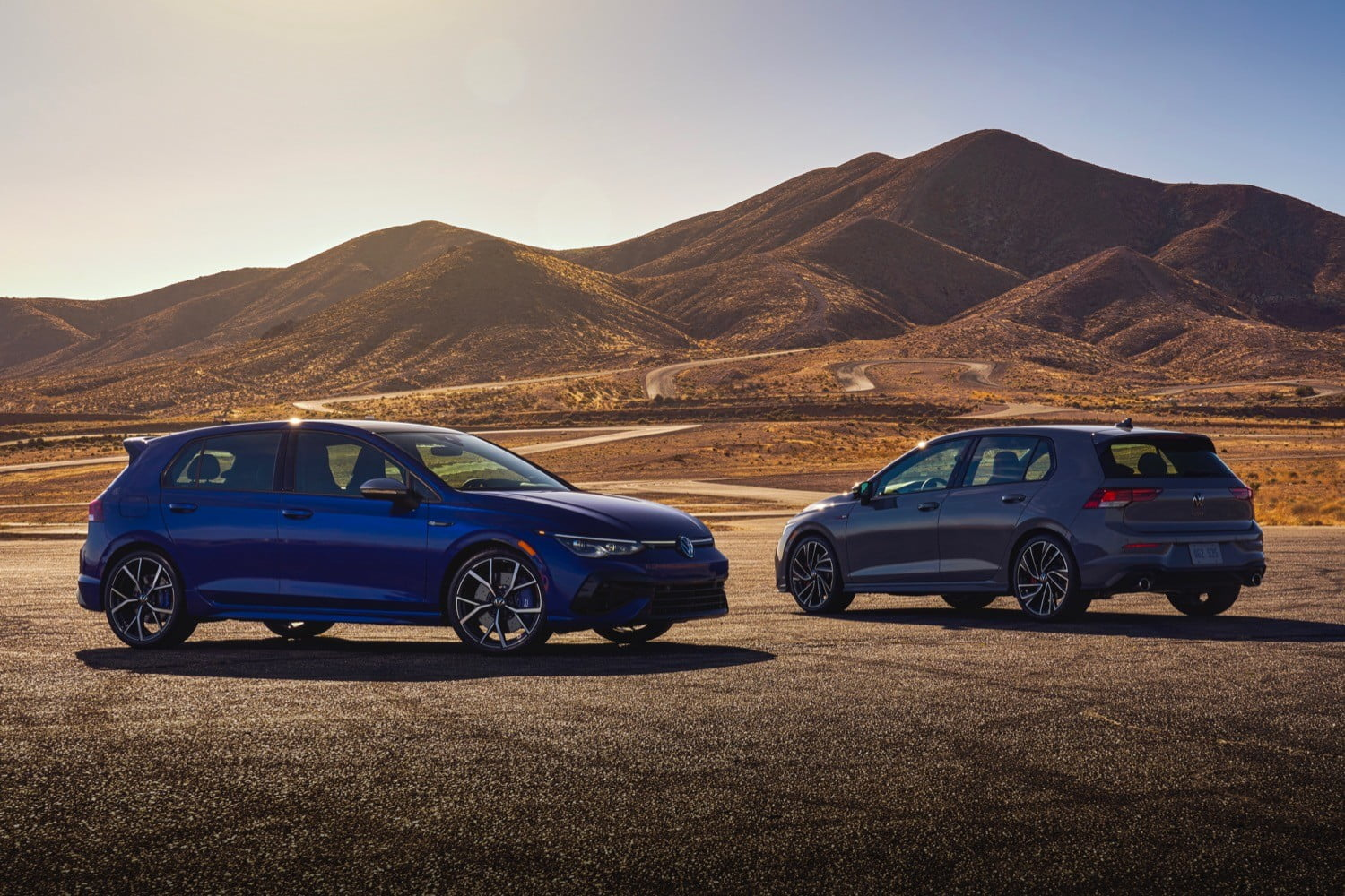 Volkswagen Golf GTI and Golf R blend power, practicality, and tech