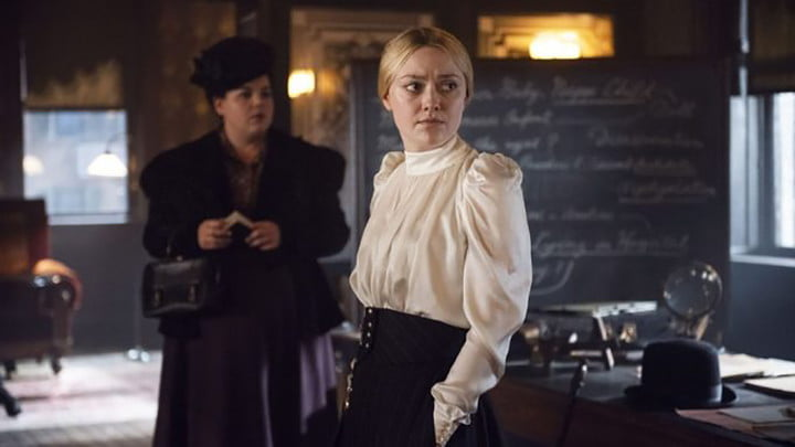 The Alienist: Age of Darkness on HBO Max
