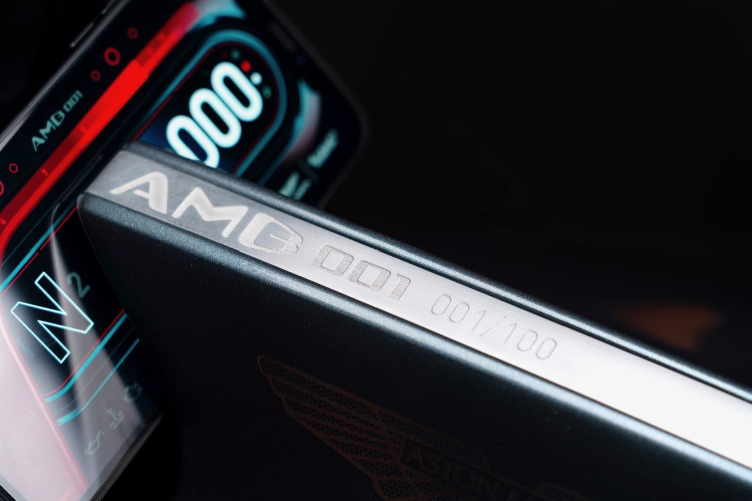 aston martin launches its first motorcycle amb 001 by and brough superior