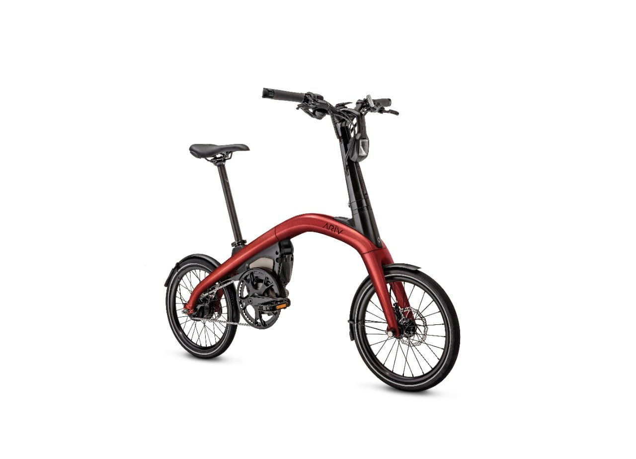 gm ariv ebike europe the ar  v merge pictured is a folding that can be pre or