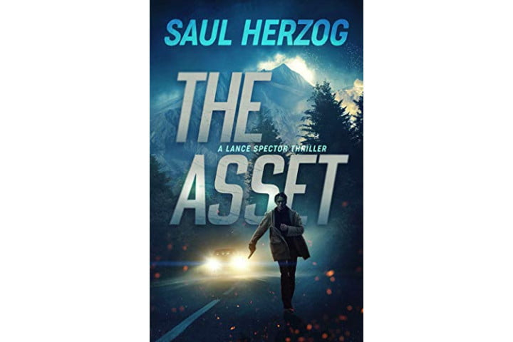 The Asset: American Assassin by Saul Hertzog.