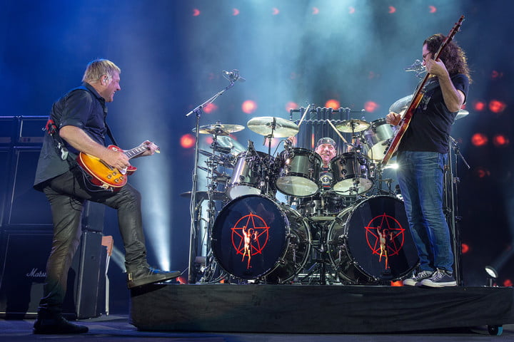 The Audiophile Geddy Lee of Rush