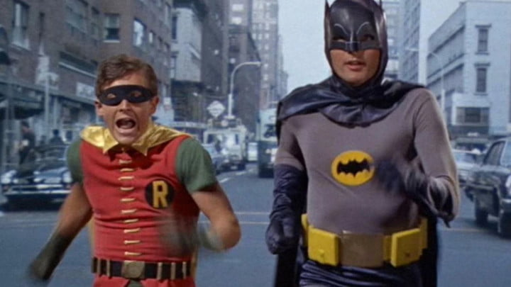 Batman, the best superhero TV shows of all time