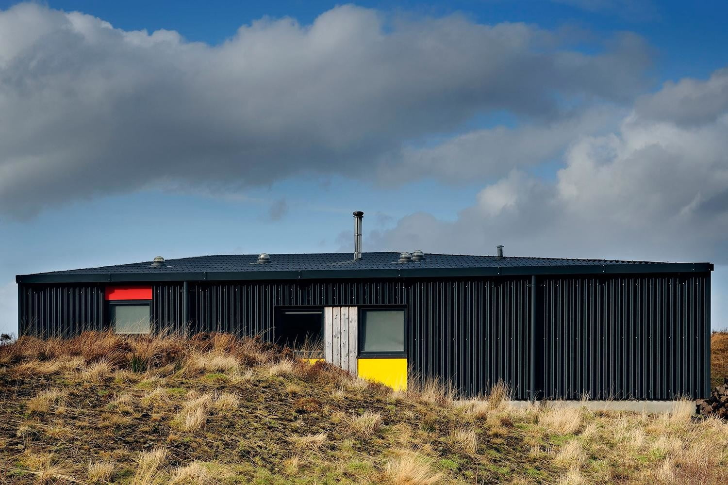 retreat from society and relax in these idyllic cabins around the world black shed 7
