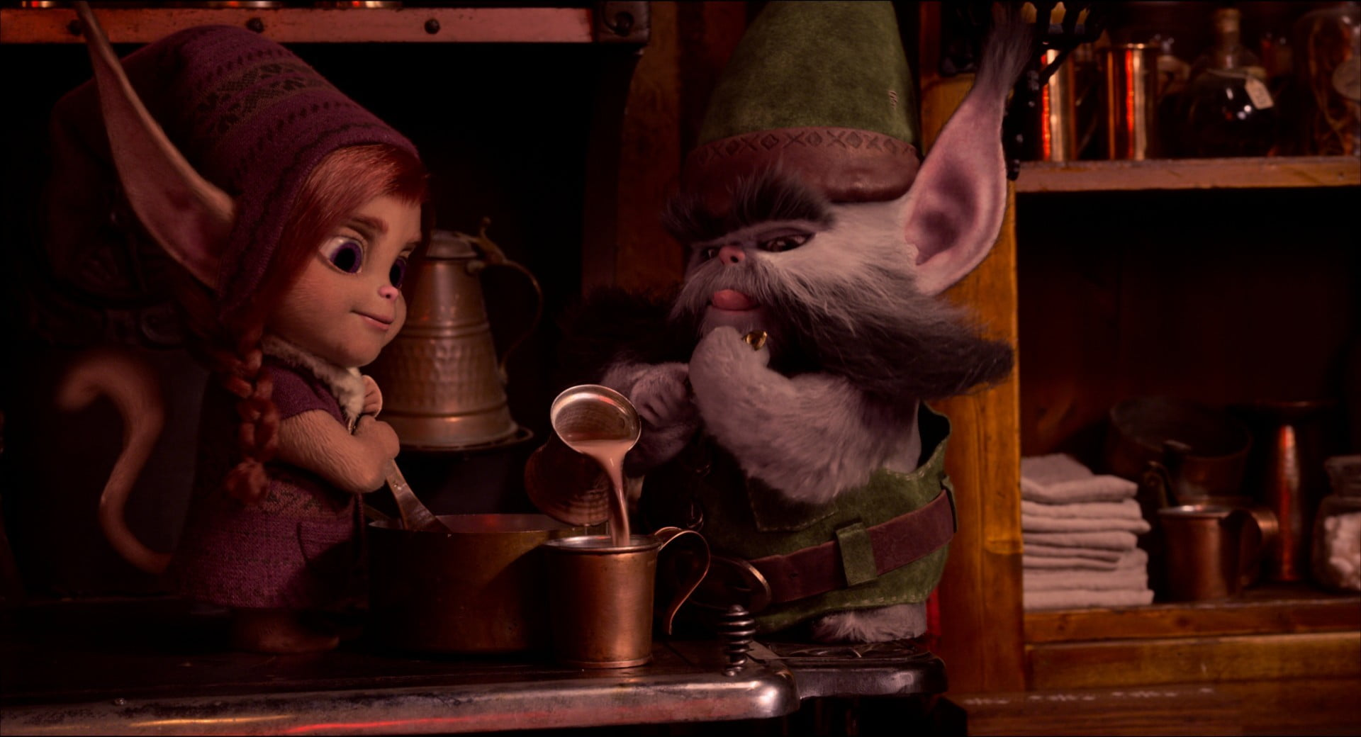 christmas chronicles 2 visual effects interview weta digital the cocoa final