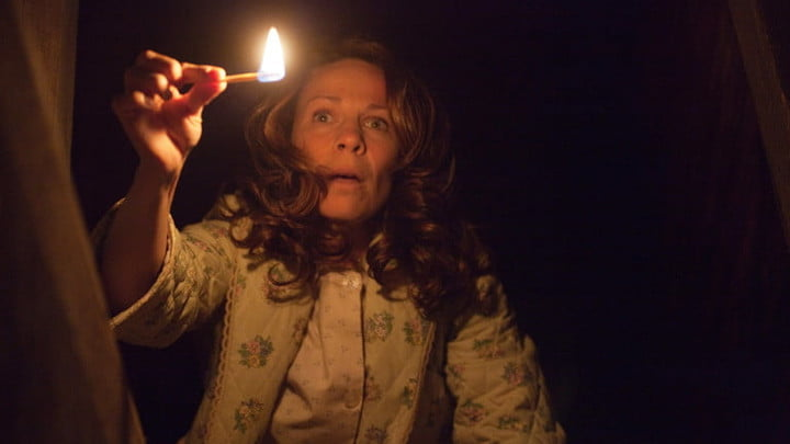 The Conjuring, the best horror movies on Netflix