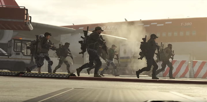 The Division 2 eight player raid free dlc invasion battle for d.c.