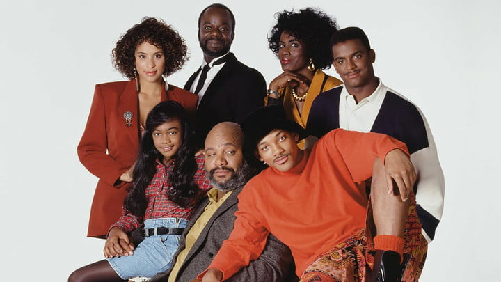 The Fresh Prince of Bel-Air on HBO Max
