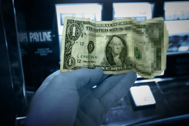 The future of money It's not in your hands